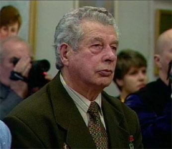 Юбиляр - Пётр Карпович Шищенко