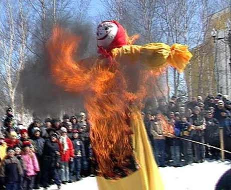 Городской праздник «Проводы зимы» пройдет в Рубцовске уже в ближайшие выходные
